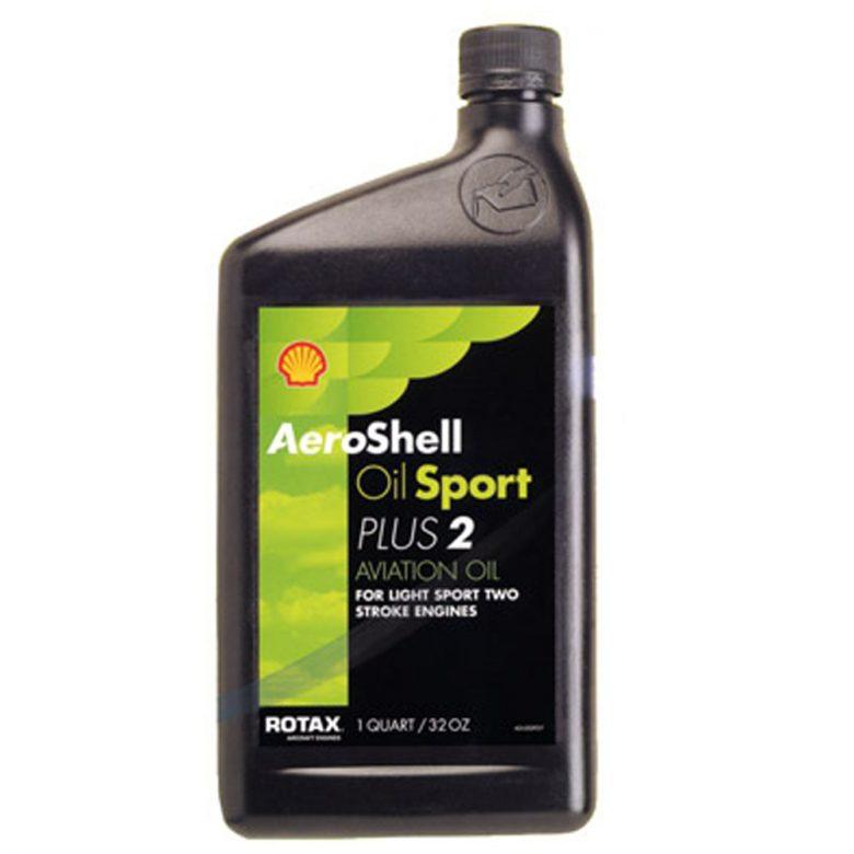 روغن موتور AeroShell Oil Sport Plus 2