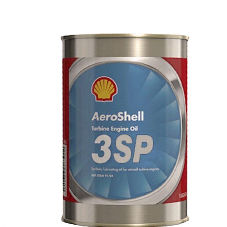 روغن توربین AeroShell Turbine Oil 3SP