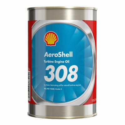 روغن توربین AeroShell Turbine Oil 308