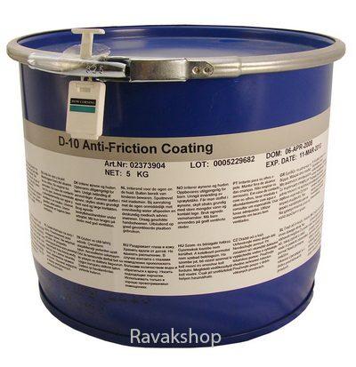 مولیکوت D-10 GBL Anti Friction Coating
