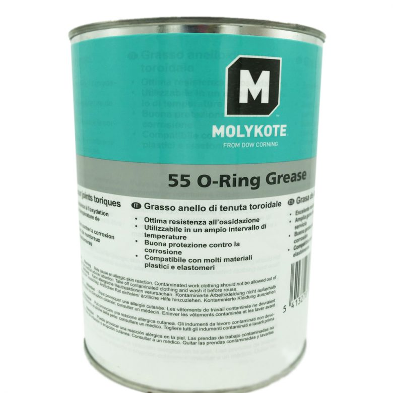 گریس سیلیکونی Molykote 55 O-Ring