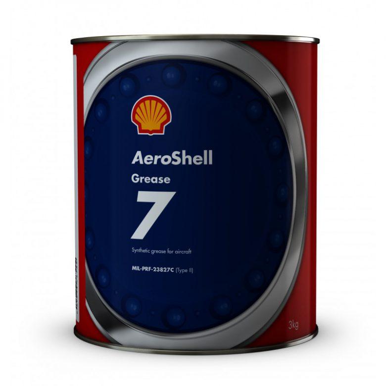 گریس AeroShell Grease 7