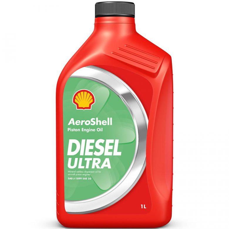 روغن موتور AeroShell Oil Diesel Ultra