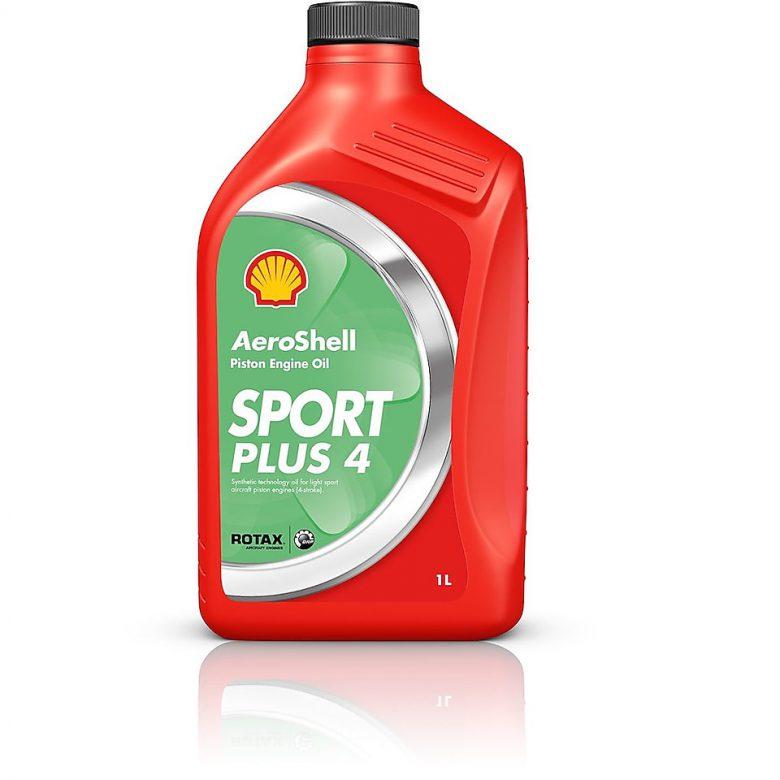 روغن موتور AeroShell Oil SportPlus 4