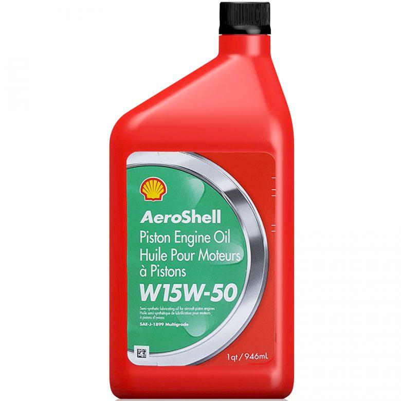 روغن موتور AeroShell Oil W 15W-50