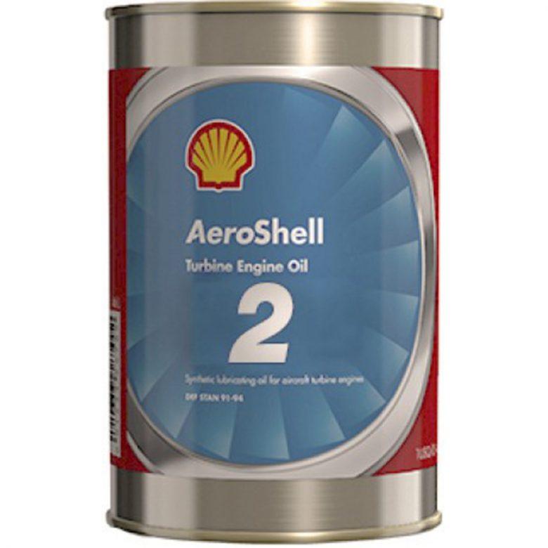 روغن توربین AeroShell Turbine Oil 2