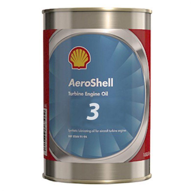 روغن توربین AeroShell Turbine Oil 3